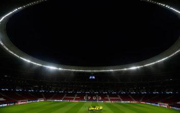 Το γήπεδο που θα γίνει ο τελικός του Champions League έγινε σκηνικό για ταινία πορνό