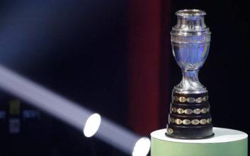 Κατάρ και Κίνα θα συμμετάσχουν στο Copa America του 2020
