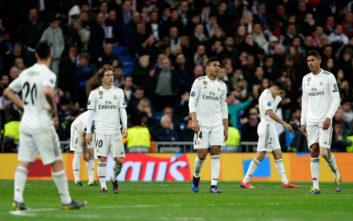 Το ρόστερ της Ρεάλ Μαδρίτης θα «αδειάσει» κατά 500 εκατ. ευρώ