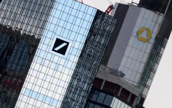 Ναυάγησαν οι συνομιλίες για τη συγχώνευση Deutsche Bank και Commerzbank