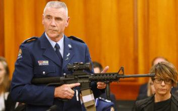 Εγκρίθηκαν οι αλλαγές στον νόμο για τα όπλα από το κοινοβούλιο της Ν. Ζηλανδίας