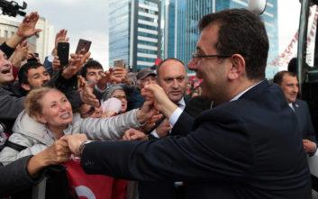 Εκρέμ Ιμάμογλου: Ελπίδα είναι να βλέπεις το φως ακόμη και μέσα στα ερέβη