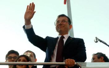 Διοικητική έρευνα κατά του δημάρχου της Κωνσταντινούπολης για εκστρατεία κατά του Ερντογάν