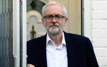 Μέλη των εργατικών στη Βουλή των Λόρδων καταγγέλλουν τον Κόρμπιν για αντισημιτισμό