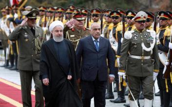 Στον κατάλογο με τις τρομοκρατικές οργανώσεις των ΗΠΑ οι Φρουροί της Επανάστασης