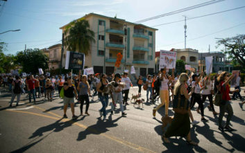 Η πρώτη πορεία διαμαρτυρίας στην Κούβα είναι γεγονός