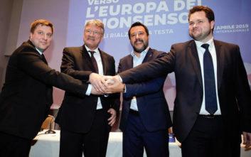 Ο Ματέο Σαλβίνι ονειρεύεται μια ενωμένη ακροδεξιά στην Ευρώπη
