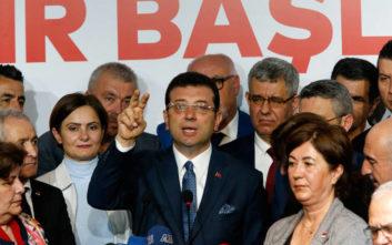 Τουρκία: Ο Ιμάμογλου κατήγγειλε «τα ψέματα» για την ακύρωση της εκλογής του
