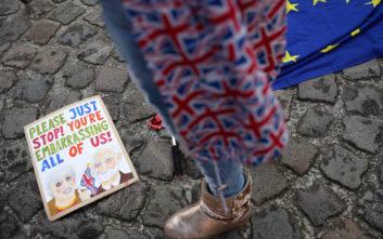 Σχοινάς: Η Ευρωπαϊκή Ένωση δεν φοβάται ένα Brexit χωρίς συμφωνία