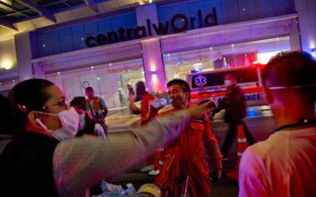 Πυρκαγιά σε ξενοδοχείο-ουρανοξύστη στην πρωτεύουσα της Ταϊλάνδης