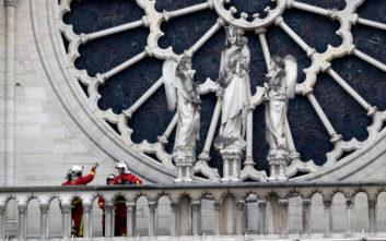 Παναγία των Παρισίων: Οι καμπάνες των ναών θα ηχήσουν σήμερα στις 18:50