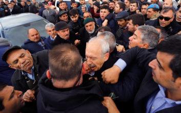 Τουρκία: Σύλληψη εννέα υπόπτων για την επίθεση εναντίον του Κιλιτσντάρογλου