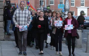 Θρήνος για τη νεκρή δημοσιογράφο στη Βόρεια Ιρλανδία