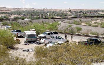 Συνελήφθησαν 100.000 μετανάστες τον Απρίλιο στα σύνορα ΗΠΑ και Μεξικό