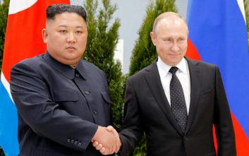 Κιμ κατά ΗΠΑ: Η Βόρεια Κορέα προετοιμάζεται για όλα τα ενδεχόμενα