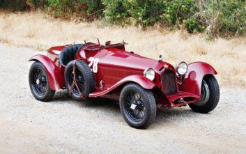 H αγωνιστική κληρονομιά της Alfa Romeo