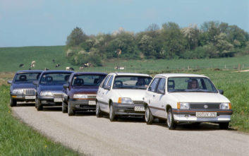 Opel: Ο τριοδικός καταλύτης εδώ και 30 χρόνια στον στάνταρ εξοπλισμό