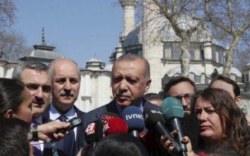 Εκλογές στην Τουρκία: Η αντιπολίτευση ζητά την ακύρωση της εντολής Ερντογάν