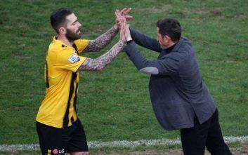 Ο Μανόλο Χιμένεθ έχει το απόλυτο σε προκρίσεις ως προπονητής της ΑΕΚ
