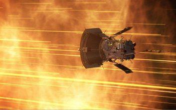 Μια... πολυάσχολη μέρα στο Διάστημα