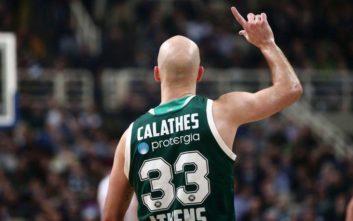 Πολυτιμότερoς της EuroLeague τον Μάρτιο ο Καλάθης