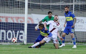 Το στατιστικό της Super League που προκαλεί εκνευρισμό στον Αστέρα Τρίπολης