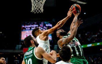 Euroleague: Στόχος το break για τον Παναθηναϊκό κόντρα στη Ρεάλ Μαδρίτης