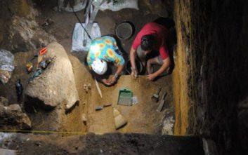 Μυστήριο με τα λείψανα ενός άγνωστου μέχρι σήμερα είδους ανθρώπου