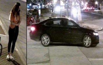 Μπέρδεψε το ταξί Uber που περίμενε με το αυτοκίνητο του δολοφόνου της
