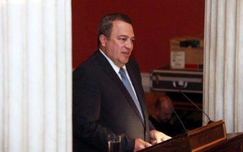 Συνταγματική αναθεώρηση: Απάντηση Στυλιανίδη σε Τσίπρα για το άρθρο περί ευθύνης υπουργών