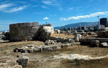 Αρχαιολογικός χώρος ο εντός των τειχών Πειραιάς