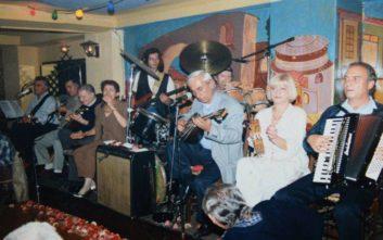 Έφυγε ο τελευταίος μεγάλος της ρεμπέτικης νύχτας στη Θεσσαλονίκη