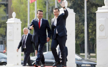Die Presse: Η Συμφωνία των Πρεσπών κατέστησε δυνατή την επίσκεψη Τσίπρα στα Σκόπια