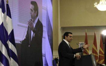 Τζαφέρι σε Τσίπρα: Η εφαρμογή της Συμφωνίας των Πρεσπών θα προχωρήσει απρόσκοπτα