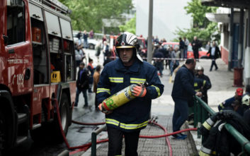 Φωτιά στο ΑΠΘ: Εκτός λειτουργίας οι ηλεκτρονικές υπηρεσίες