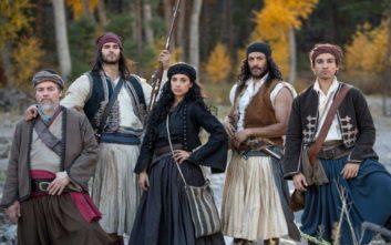 Η Ελληνική Επανάσταση επιστρέφει στη μεγάλη οθόνη