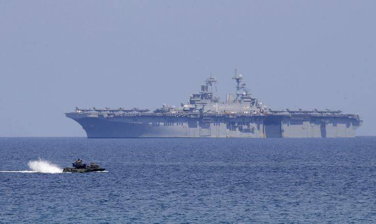 Σε ειδική παρέλαση το Πεκίνο θα παρουσιάσει τα νέα του πολεμικά σκάφη