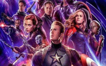 Η ταινία «Avengers: Endgame» σπάει τα ρεκόρ στα box office