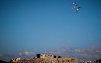 Στελθ F-35 θα πετάξουν στον ουρανό της Αθήνας