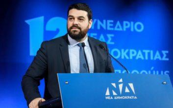 Δέρβος: Να αξιοποιήσουμε όλες τις προοπτικές ανάπτυξης της Στερεάς Ελλάδας