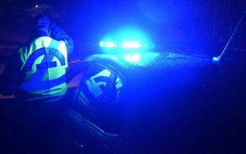 Μολότοφ τα ξημερώματα στο Αστυνομικό Τμήμα Νέας Ιωνίας