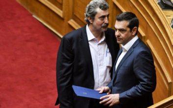 Παύλος Πολάκης για εθνικές εκλογές 2019: Αλέξη ρίχτο