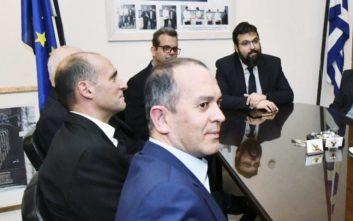 Ολυμπιακός: Συναντήθηκαν με τον Βασιλειάδη άνθρωποι της ΚΑΕ