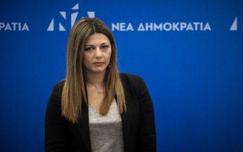 Ζαχαράκη: Το ναυάγιο με το debate αφορά τον ΣΥΡΙΖΑ