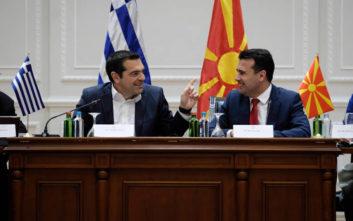 Οι εξελίξεις στον ενεργειακό χάρτη της περιοχής στις συζητήσεις Τσίπρα-Ζάεφ