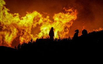 Φονική πυρκαγιά στο Νότιο Σουδάν