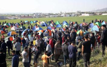«Η Ε.Ε. δεν είναι προετοιμασμένη για μια νέα προσφυγική κρίση»