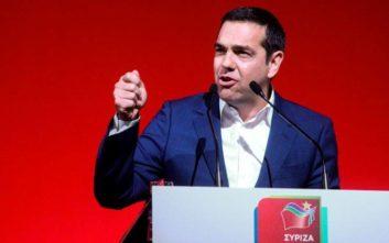 Τσίπρας: Ενώνουμε τις δυνάμεις μας και προχωράμε μπροστά με μεγαλύτερη ορμή