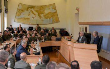 Αποστολάκης: Η μέριμνα προς τα στελέχη αποτελούσε ανέκαθεν πρώτη προτεραιότητα