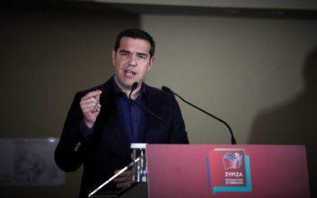 Ομιλία του Αλέξη Τσίπρα απόψε στα Χανιά